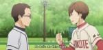E, depois do Yokote ter levado um sermão do treinador, Shun decide marcar outra partida.