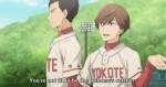 Por fim, Gou acaba perguntando sobre o que o Shu falou durante o jogo, e o mesmo disse que ele não é apropriado para ser o receptor de Takumi.