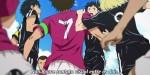 E mesmo que o Seiseki estivesse procurando algum tipo de contato visual entre os dois jogadores, isso foi em vão...