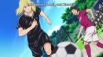 E ele passou até o defenssor do Colégio Sakuragi para fazer o gol.