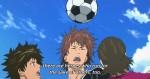 E ele também falou que há heróis que também correm pelo bem dos outros. No caso, acho que ele destacou o Tsukamoto, porque...