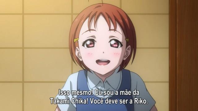 No último episódio, uma nova personagem aparece.