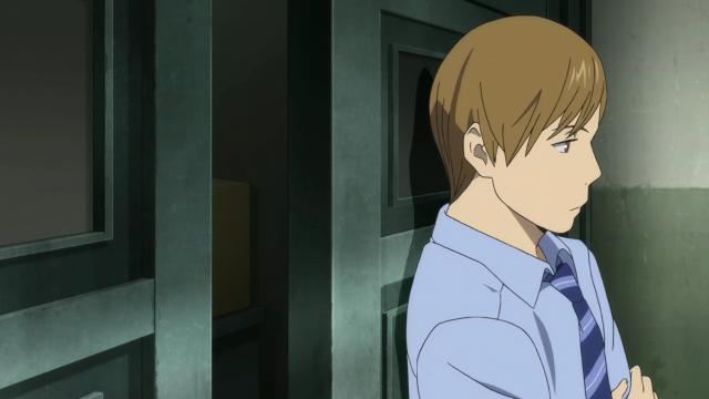 Mesmo sem nenhuma palavra dita ou escrita é perfeitamente possível saber o que se passa na cabeça do Nishioka