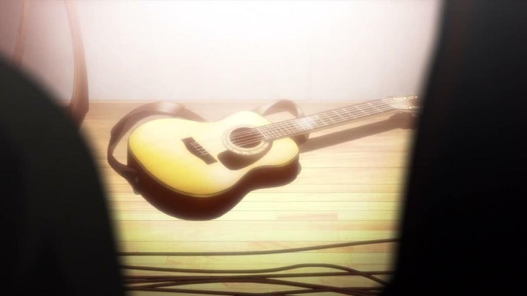 O violão de Iwasawa.
