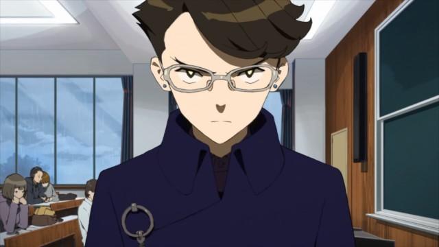Sarai Hashigami- Filho de um famoso cientista que membro de uma organização de pesquisas sobrenaturais.