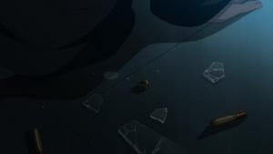 Kobayashi tenta se matar com um rifle, mas falha novamente.