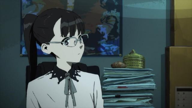 Touko Sumikase- Trabalha num jornal que ao que se parece investiga fatos sobrenaturais.