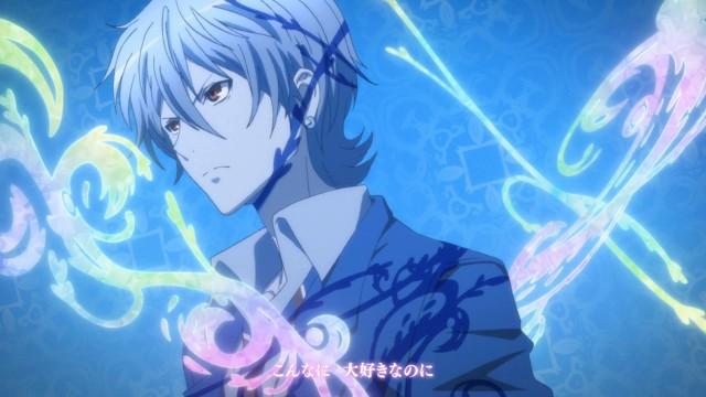Sério Zetsuen tem efeitos tão daora. Nunca achei que rosa cairia tão bem em qualquer personagem.
