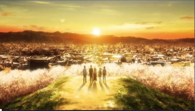 mas a mera esperança de algum Kakeru feliz os move