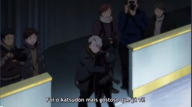 ...como também o Katsudon mais gostoso.