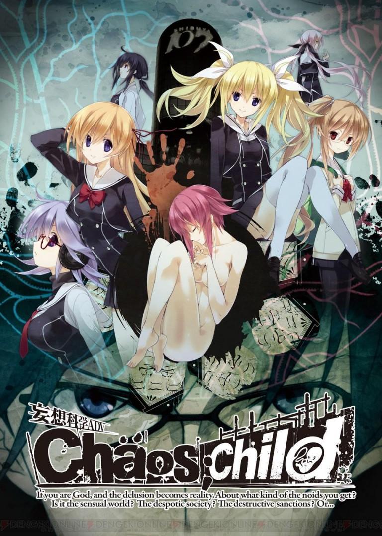 ChaosChildPoster-768x1078 - (2017) Chaos;Child [05/??][Mega][77MB][CR] - Anime Ligero [Descargas]