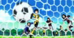 E, com o apoio do Kazama, ele conseguiu FINALMENTE marcar o quarto gol para o Seiseki.