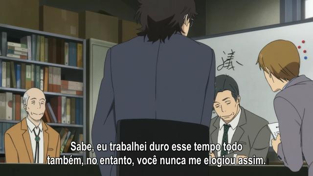 Nishioka disse isso em tom de brincadeira, mas em seu coração há algo de verdade nessas palavras
