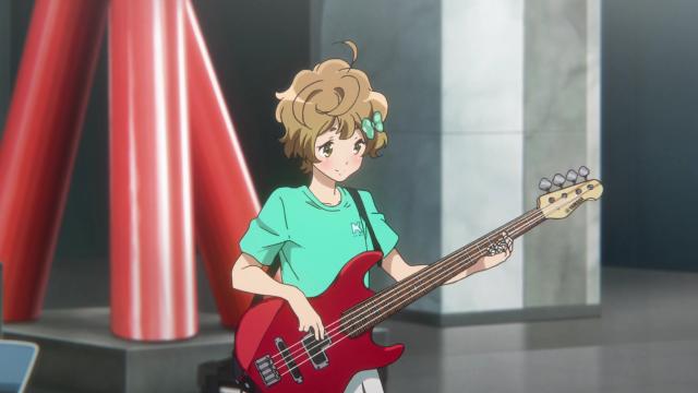Midori guitarrista!
