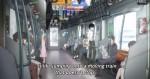"""Aqui está a maior referência do anime: """"Ser um jogador profissional de Shogi é como subir em um trem que nunca para""""."""