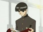 Karasuma, o garoto por quem Tenma se apaixonou.
