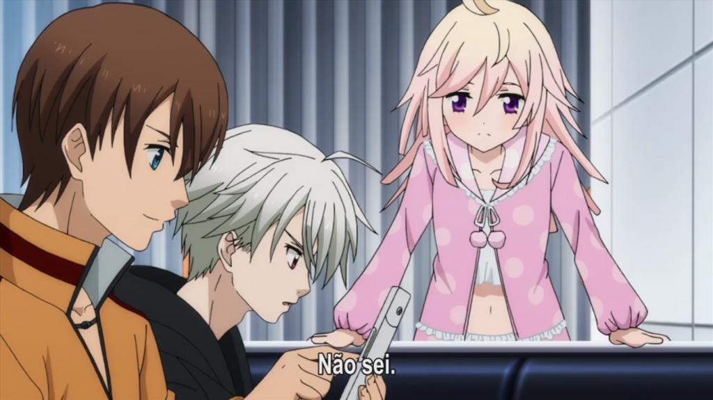 Em um diálogo com Noro, novamente é dito que Kobayashi não se lembra de absolutamente NADA.