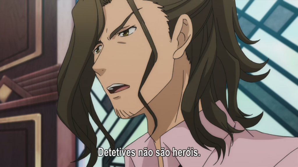 Akeshi afirmou que só iria fazer algo para ajudar Hanasaki e Haru caso alguém contratesse os seus serviços.