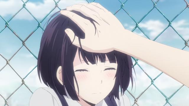 Até que o Mugi é um bom namorado.