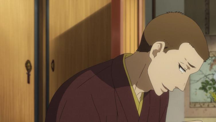 A imitação de Yakumo do Yotaro foi excelente