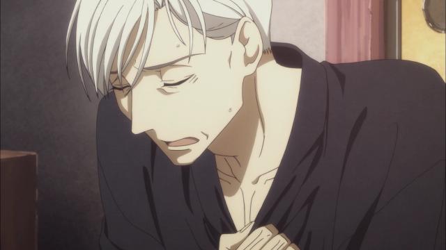 Yakumo está velho e cansado