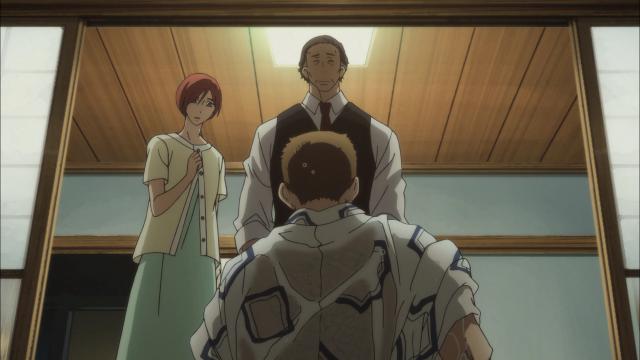 Yotaro encara o chefão yakuza