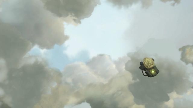 E foi assim que o 3D arruinou um anime que até então tinha uma animação muito boa