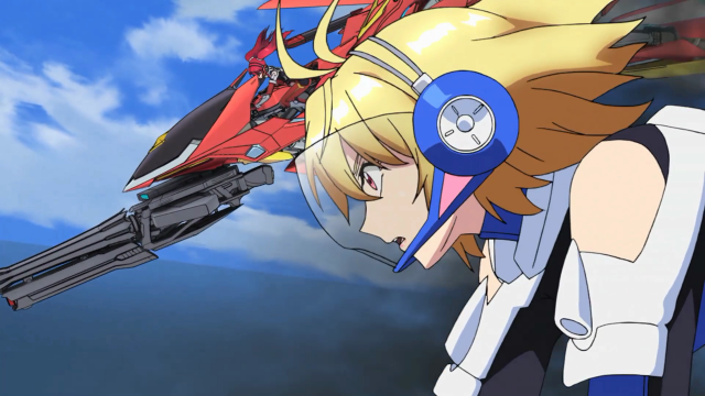 Cross Ange