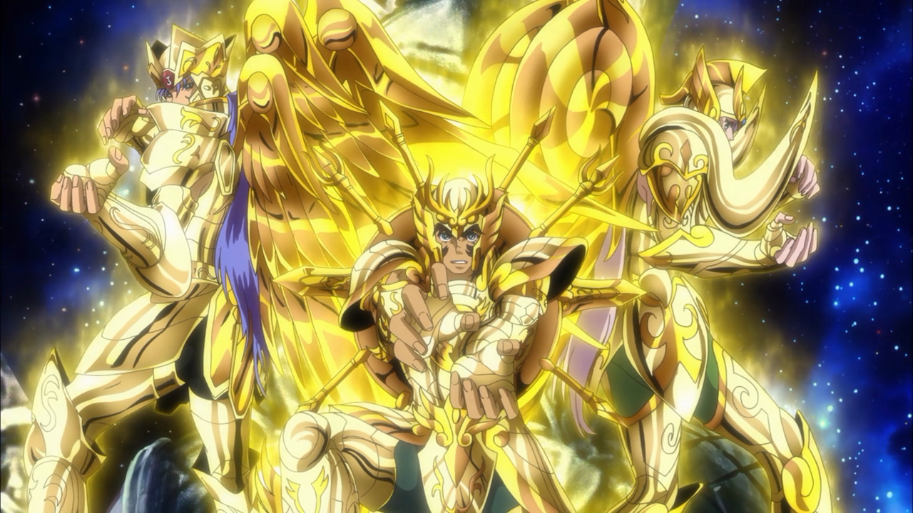 Cavaleiros Do Zodíaco: Soul Of Gold
