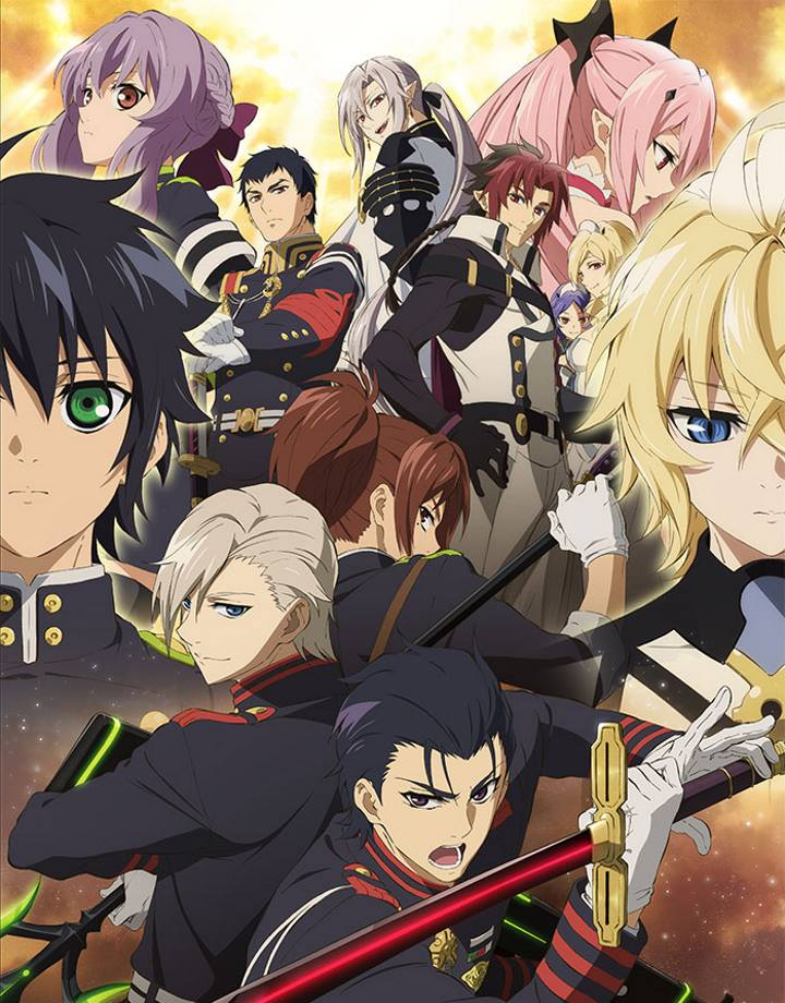 Seraph of the End: Batalha em Nagoya