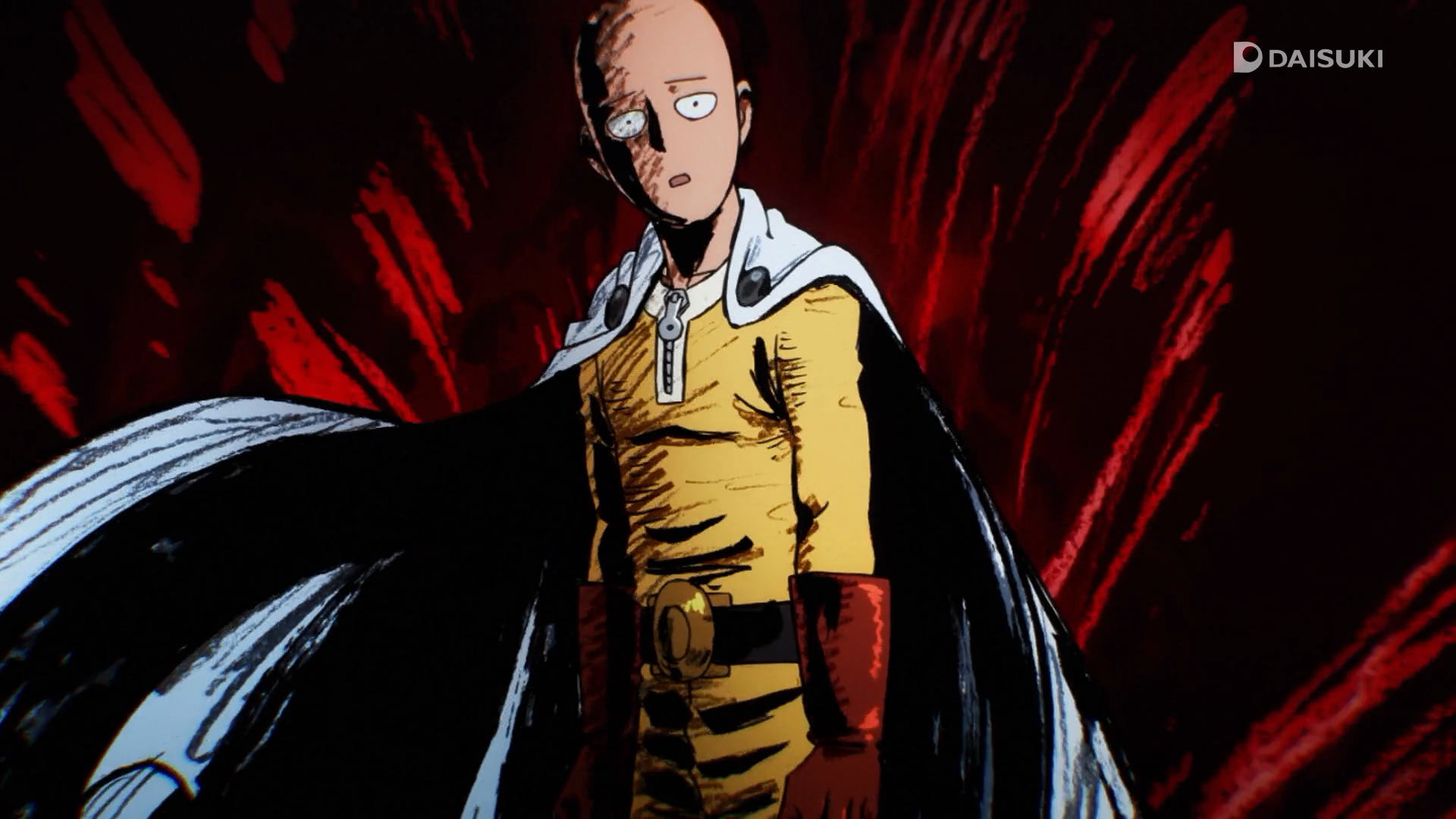One Punch Man! Anime