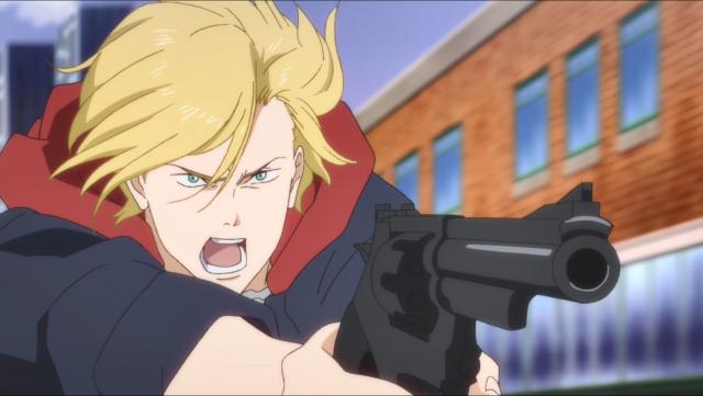 Ash, protagonista de Banana Fish