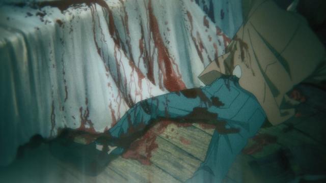 Ash se livrou de seu primeiro estuprador com as próprias mãos