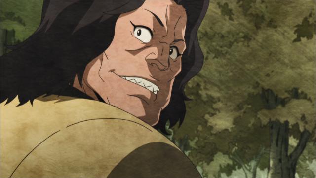 Onitakemaru descobriu um motivo para lutar?