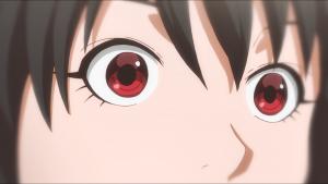 E o olhar afiado da Asuka do outro mundo para enxergar além da aparência