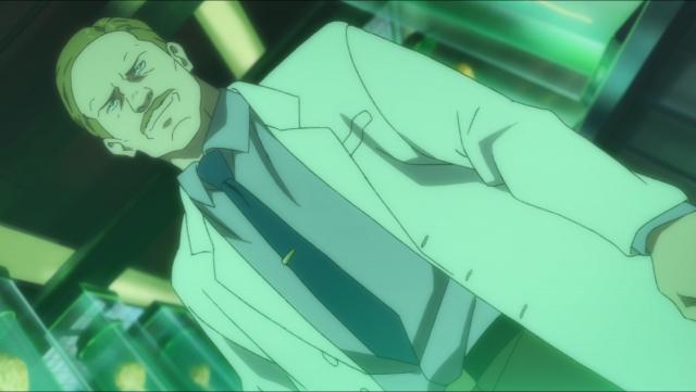 Dr. Mannerheim, que comanda uma unidade sob controle da máfia corsa para o desenvolvimento de drogas, disfarçada como unidade de recuperação de criminosos