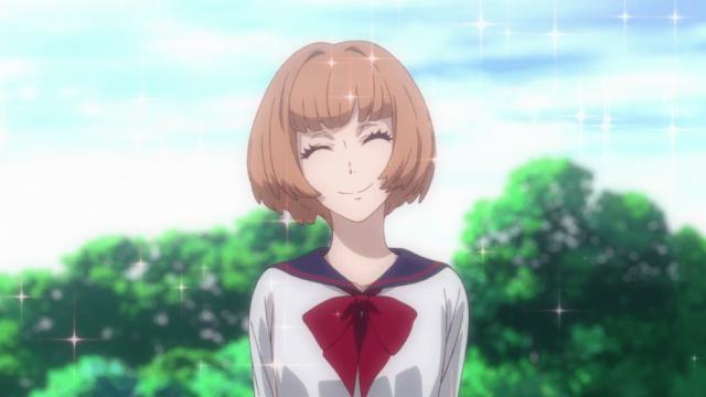 Hanako, auxiliar de treino e colírio para os olhos masculinos da equipe