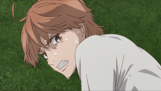 O Príncipe se enfurece com a zombaria de Sakaki