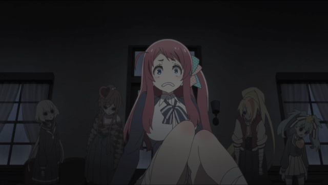 Sakura desperta, 10 anos depois! Sem suas memórias, em um casarão sinistro cheio de zumbis!