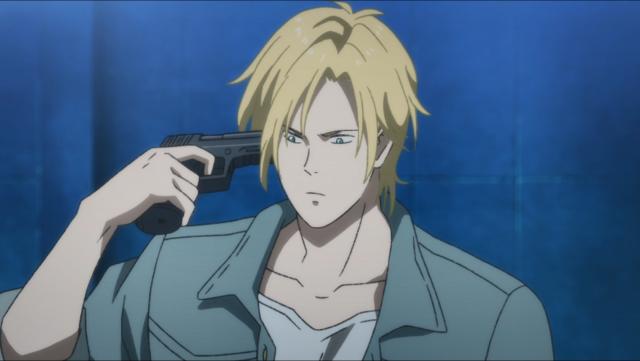 Ash dá um tiro na própria cabeça - bom, daria, se a arma estivesse carregada