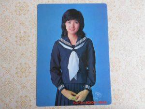 Junko Sakurada, idol japonesa dos anos 1970 e 1980