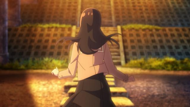 Nanami se afasta de Yuu