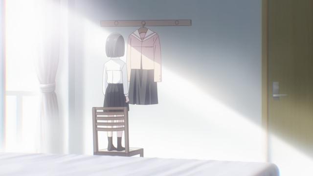Desde que sua irmã morreu, Nanami vive a vida que ela não pôde viver