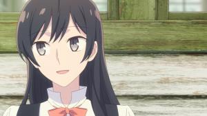 Nanami falando sobre Yuu