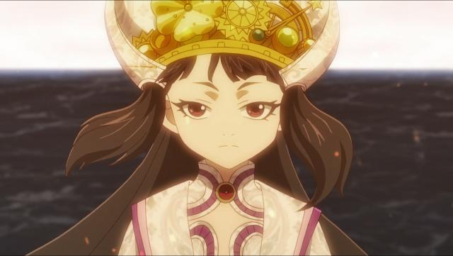 Outra Asuka se apresenta como Emissária do Crepúsculo