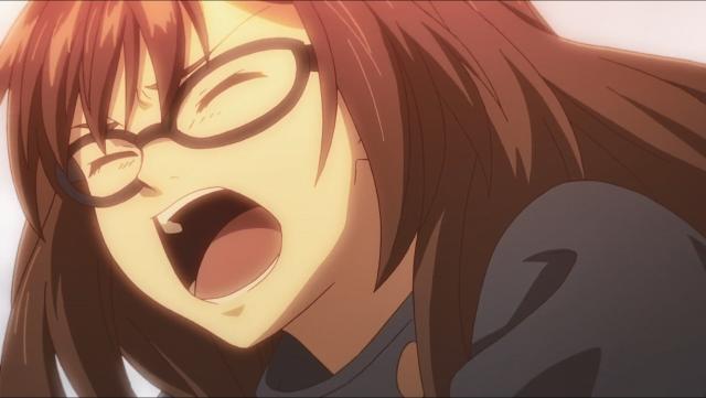 Yuu grita seus verdadeiros sentimentos por Asuka