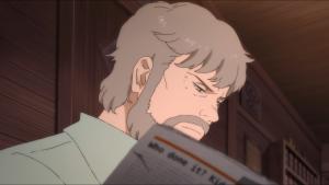 O pai biológico de Ash