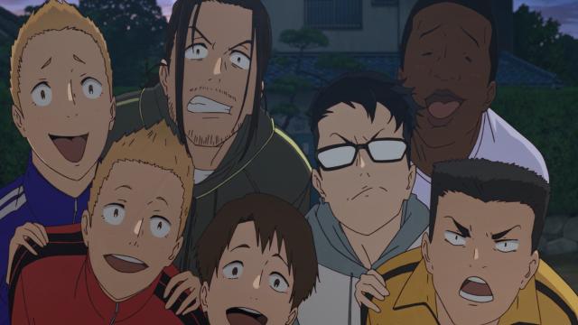 Todos ficam empolgados quando Kakeru assume a liderança do treino - exceto o Príncipe