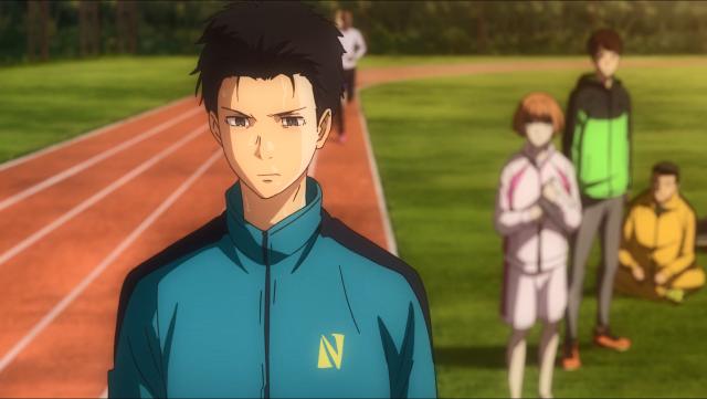 Kakeru se enfurece por não conseguir melhorar sua marca e desconta na Hana