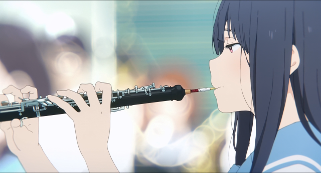 A performance de Mizore impressiona e toca o coração de todos
